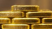 Ouro volta a ser porto de abrigo e ganha mais de 10% este ano