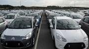 Venda de automóveis na Europa regressa aos níveis pré-crise em Maio