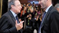 Oficial: Florentino despede Rafael Benítez. Zidane é o novo treinador do Real Madrid