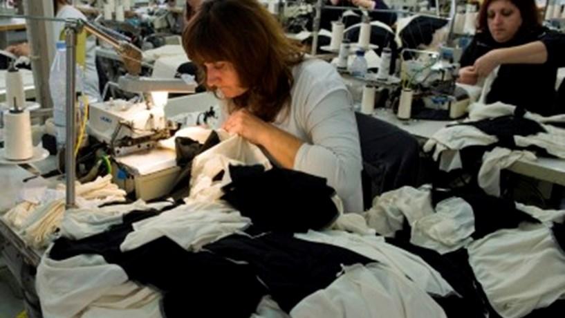 Emprego na economia social pesava mais que na indústria têxtil