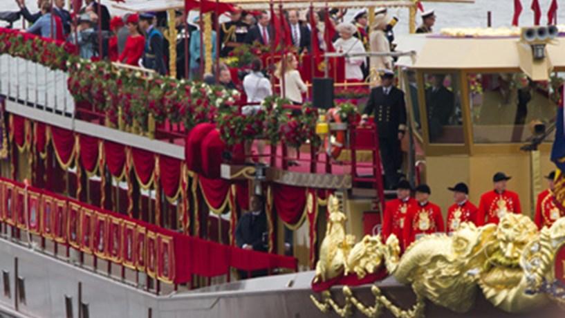 Douro Azul compra barco que Isabel II usou no Jubileu