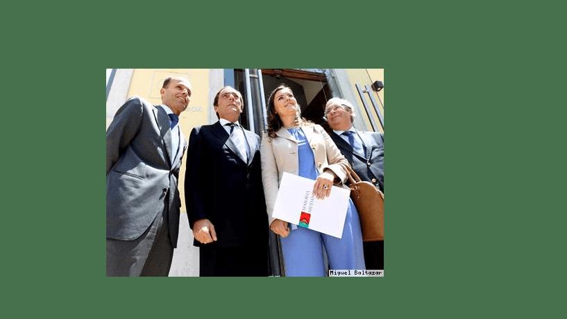 PSD e CDS repetem acordo para as autárquicas