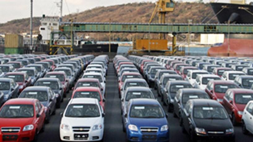 Portugal lidera aumento nas vendas de automóveis na UE