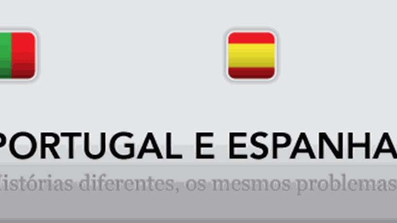 Infografia: As diferenças e semelhanças entre Portugal e Espanha