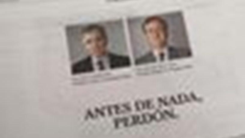 Banco Novagalicia pede perdão e seis mil milhões de euros