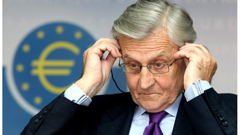 """Trichet: Só a redução """"consistente"""" mostrará que dívida de Portugal é sustentável"""