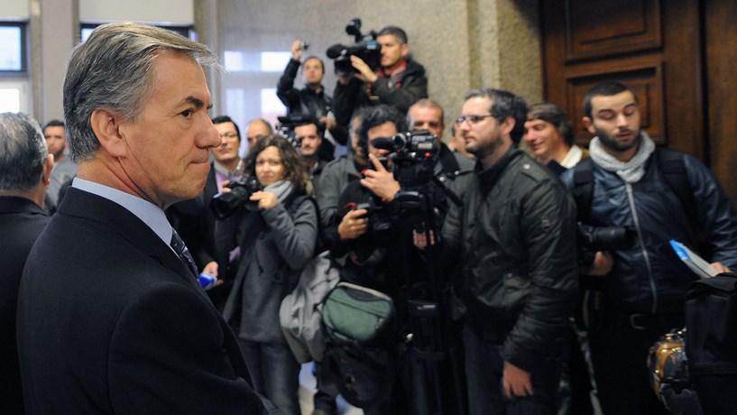 Armando Vara vai ao inquérito à CGD na quarta-feira contra vontade da esquerda