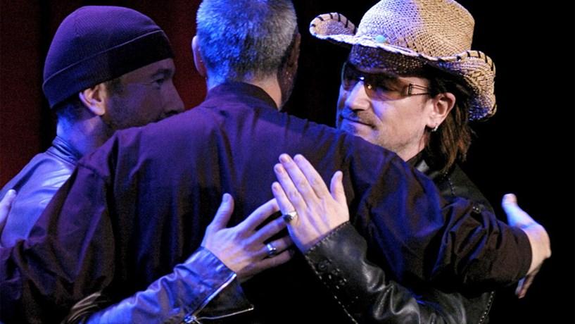 Bono lança campanha para net chegar a 350 milhões pessoas pobres