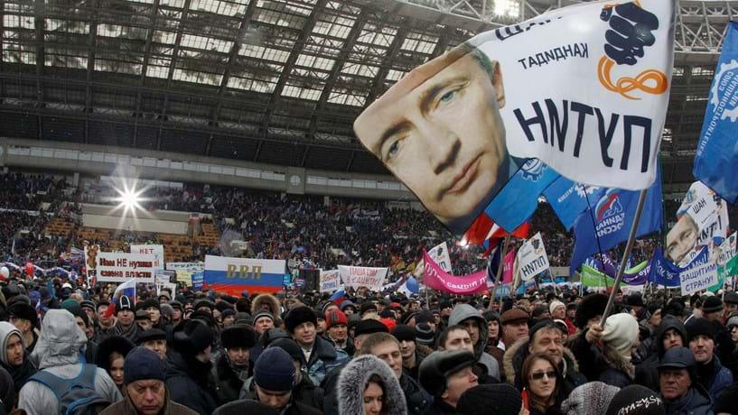 Estará a Rússia a preparar-se para a terceira guerra mundial?