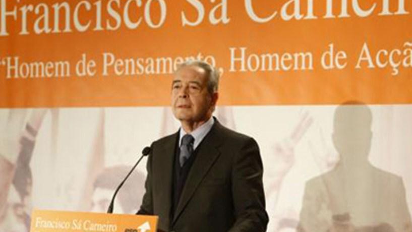"""Morreu """"histórico"""" do PSD Eurico de Melo"""