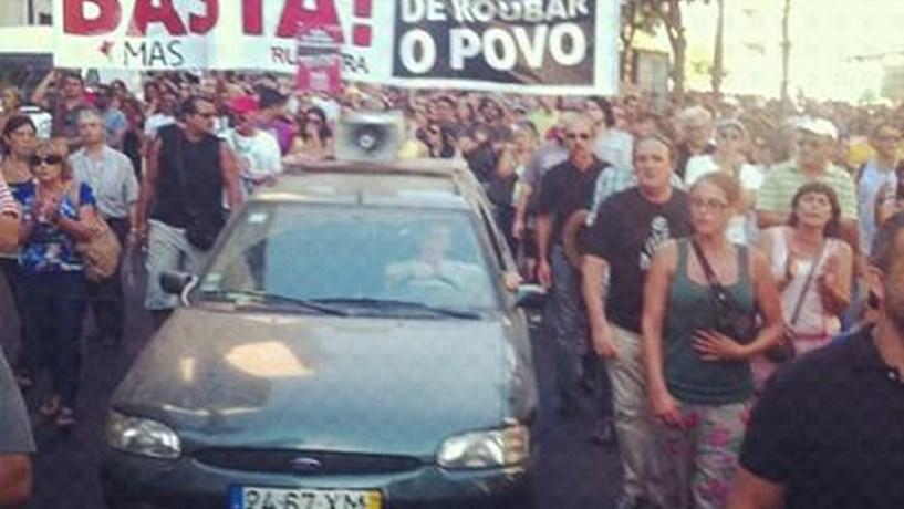 Fotogaleria: Manifestação de 15 de Setembro (act.)