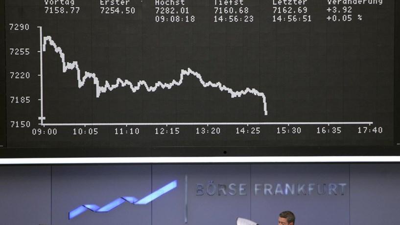 Investidores mais confiantes na economia alemã