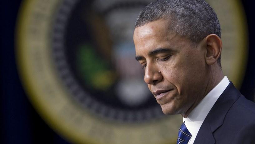 """Obama confiante no """"sim"""" do Congresso à intervenção militar na Síria"""