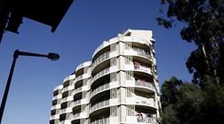Casas compradas a crédito em máximos de 2011