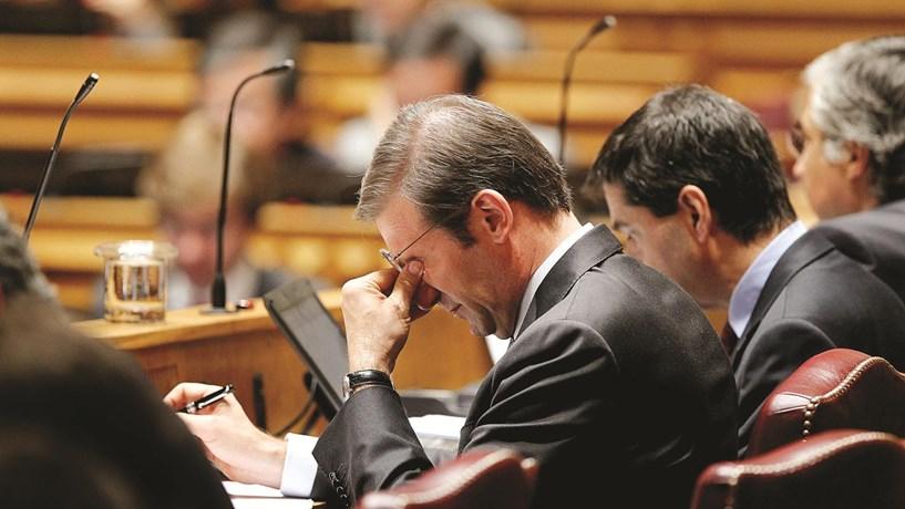 Contribuintes pedem milhares de facturas em nome de Passos Coelho