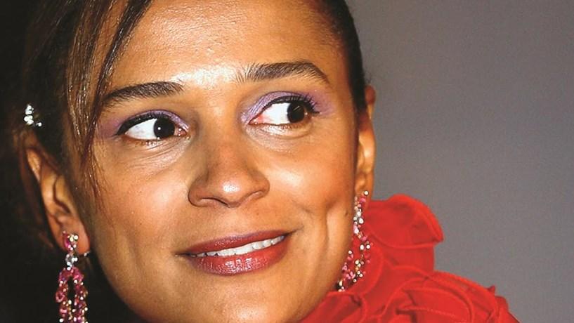 A empresária angolana rejeita a ideia de que é apoiada por fundos públicos do seu país.