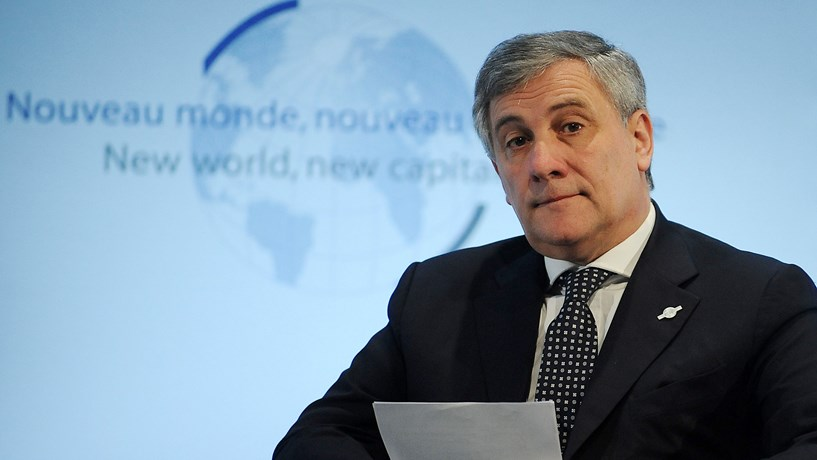 Dois italianos discutem presidência do Parlamento Europeu na quarta e última volta