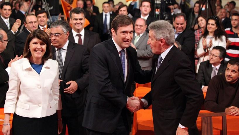 """Mota Amaral congratula-se com """"inflexão política"""" do Governo"""