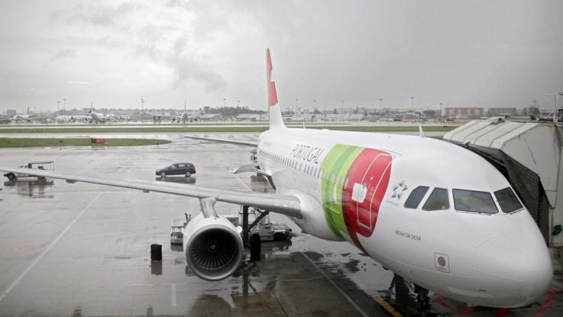TAP investigada em Espanha por aterragem com combustível abaixo do mínimo