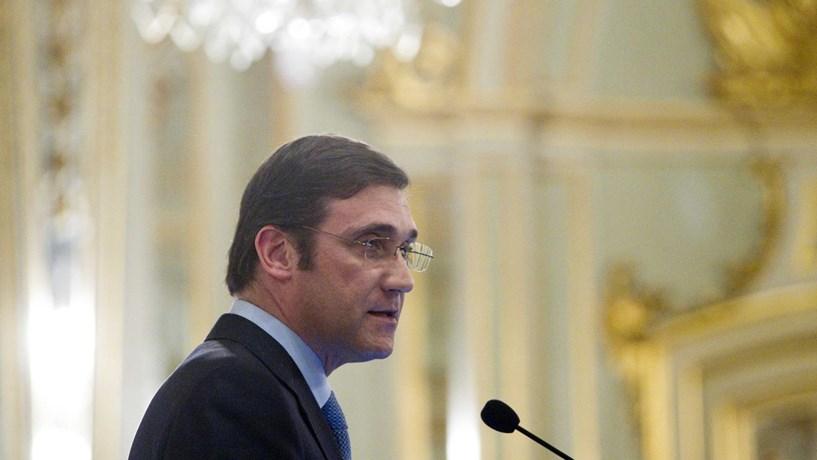"""Passos Coelho: """"Devemos procurar desmentir estas previsões"""" do Governo"""
