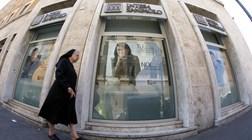 Itália aprova pacote de 17 mil milhões para resgatar bancos