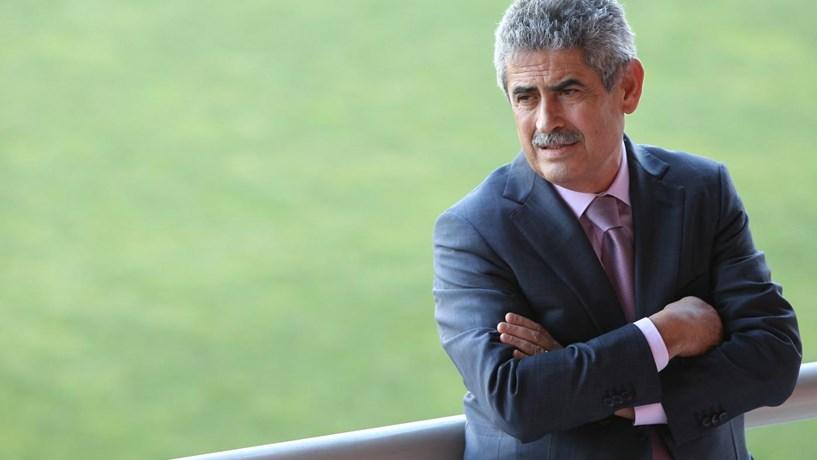 """Luís Filipe Vieira: """"Estamos a pensar construir o primeiro hotel temático do Benfica"""""""