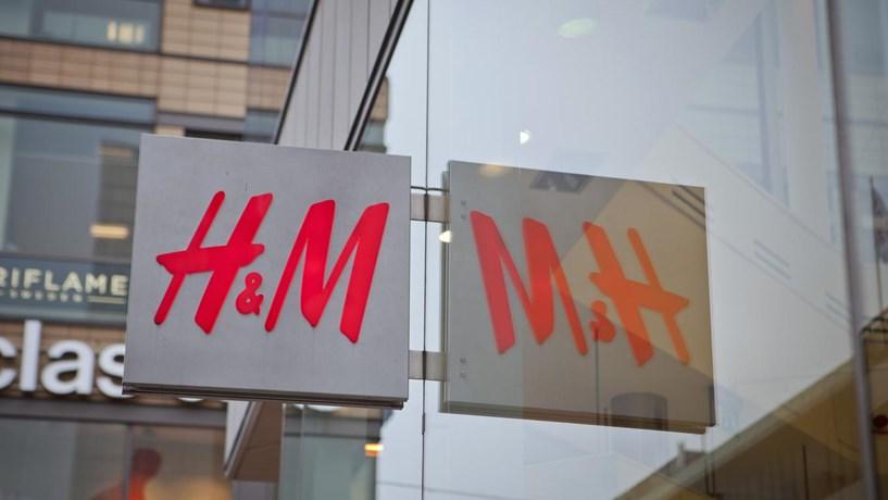 H&M estagna vendas em Portugal em 2016