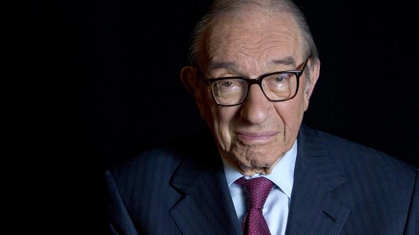 Greenspan: subida da inflação vai levar juros a 10 anos dos EUA para os 5%