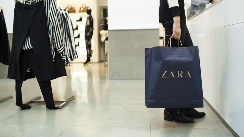 Lucros da dona da Zara subiram 10% em 2016