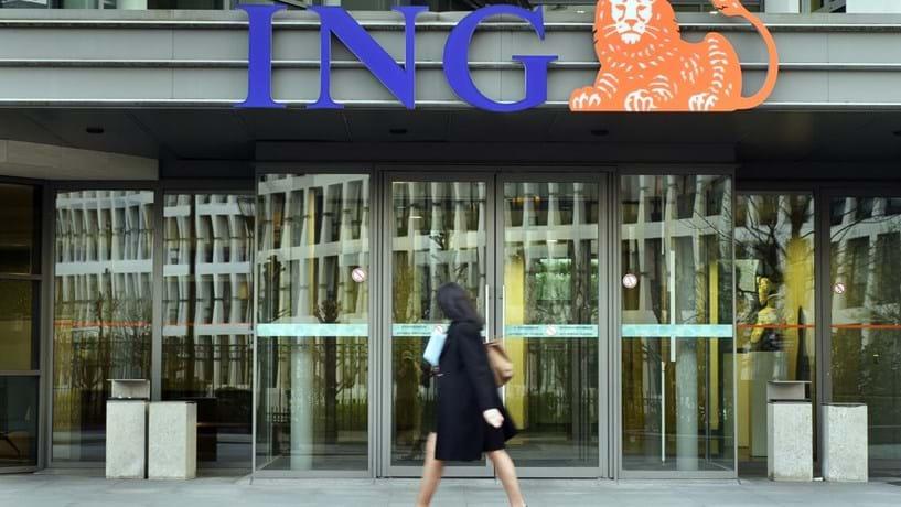 Cortes no banco holandês ING afectam 7.000 postos de trabalho