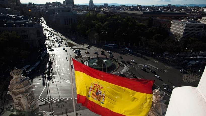 Défice público de Espanha situou-se nos 4,8% até Agosto