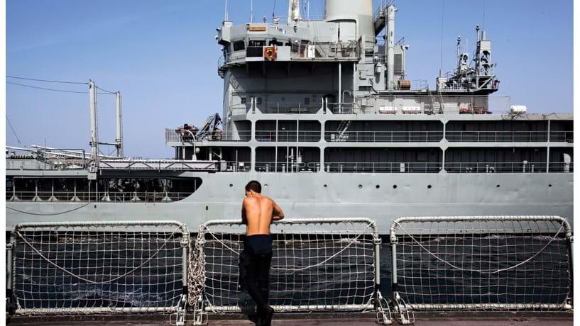 Marinha portuguesa vigiou navio russo que passou dois dias nas águas portuguesas