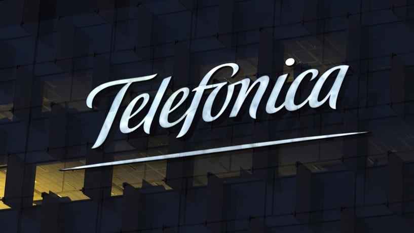 Telefónica com prejuízos no final do ano