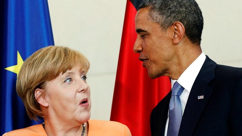 Berlim está a interceder pelo Deutsche Bank em Washington