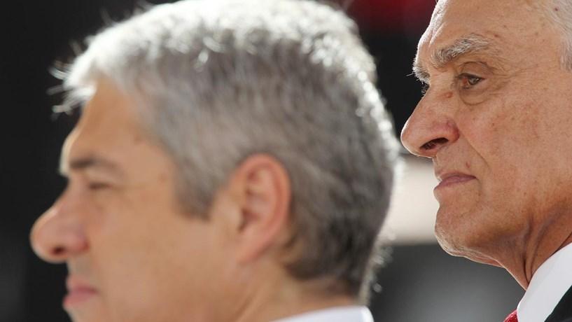 """Cavaco elogia Sócrates: """"Não se deixou capturar pelo PCP e BE"""""""