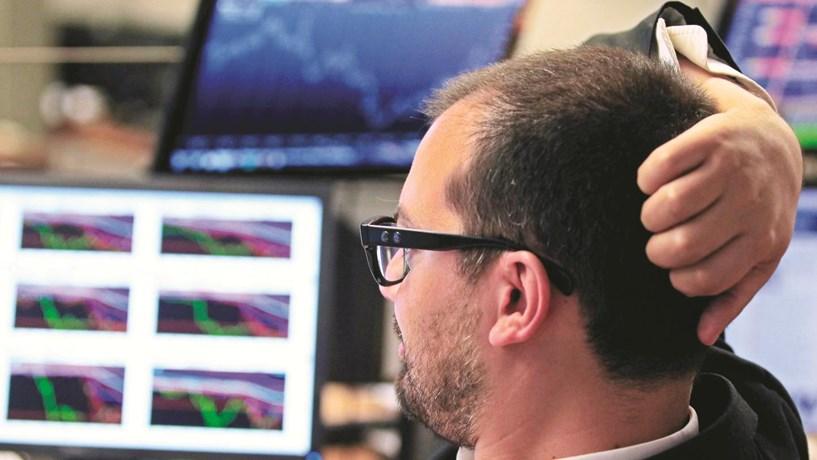 Medo dos investidores em mínimos de 24 anos