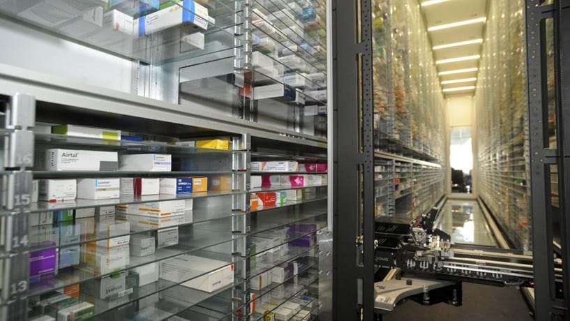 Quase metade das farmácias em insolvência ou fragilidade económica