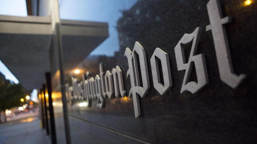 Bezos compra Washington Post por 250 milhões de dólares
