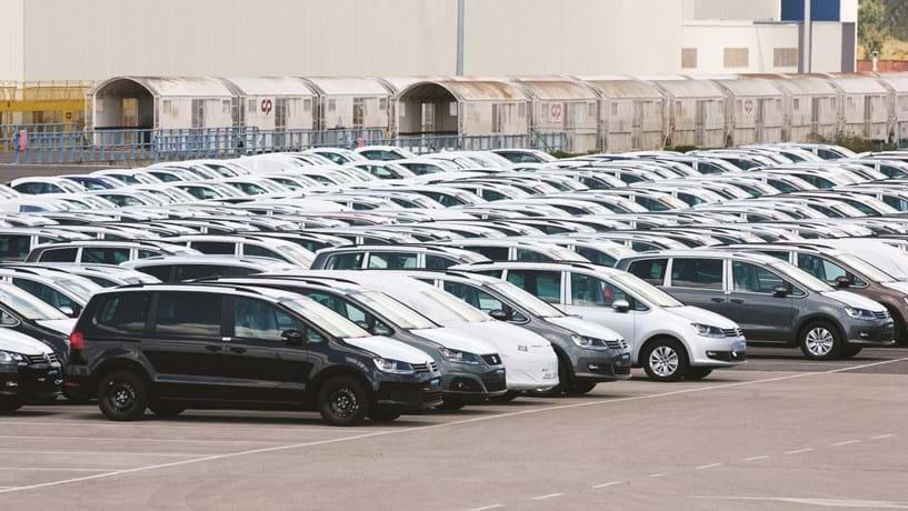 Vendas de automóveis em Portugal crescem ao dobro do ritmo da Europa