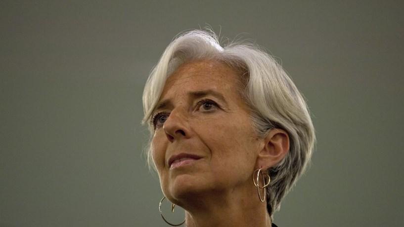 Christine Lagarde: Custos elevados da electricidade em Portugal dificultam negócios
