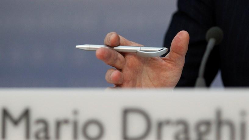Draghi e Schäuble chocam em Washington sobre o futuro para a Zona Euro