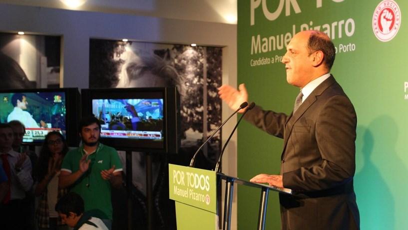 """PS """"sente-se muito bem"""" na governação do Porto"""