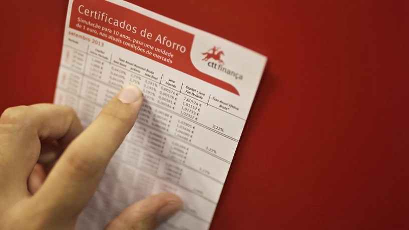 Sem prémio, compensa manter os certificados de aforro?