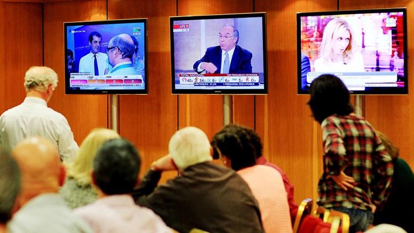 SIC e TVI ganharam as licenças para operar em Portugal há 25 anos