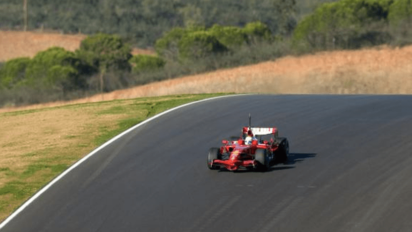 Donos do Autódromo do Algarve exploram regresso da Fórmula1 a Portugal
