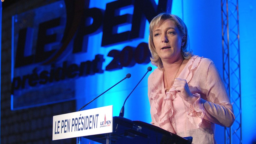 Le Pen recusa devolver verbas europeias usadas fora da lei