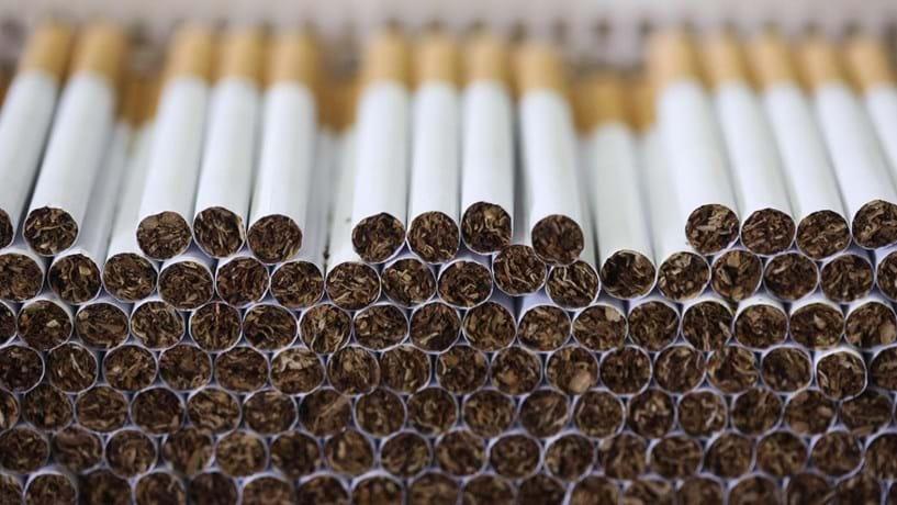Maço de tabaco sobe cinco cêntimos