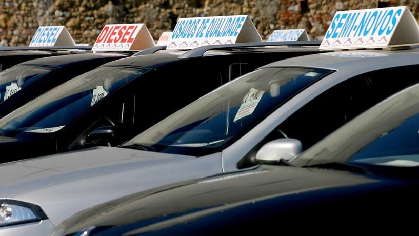 Aumento do IUC nos carros a gasóleo dá mais 56 milhões ao fisco