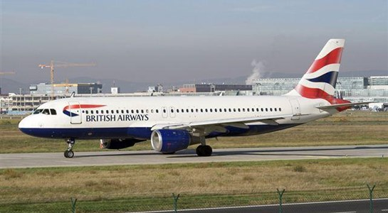 Mais de mil voos da British Airways cancelados