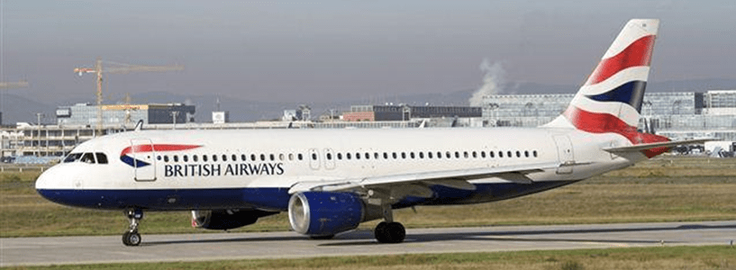 British Airways cancela todos os voos a partir de Gatwick e Heathrow